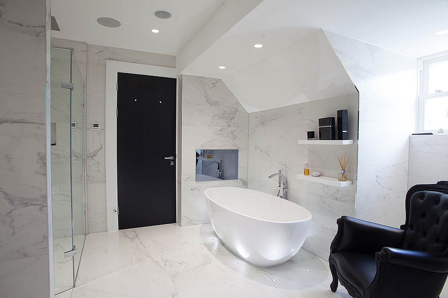 Completed Bathroom Projects | Tiles & Baths Direct