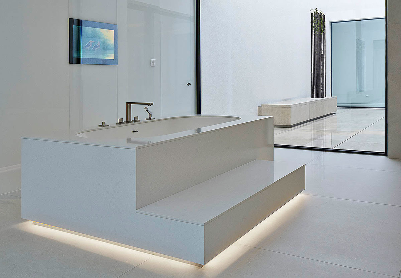 Designer Bathrooms & Tiles for North London Court House | Tiles ...