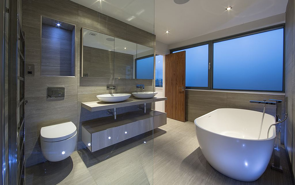 Luxury Penthouse Bathrooms - Clients reaction? we now have 4 more development projects with the same client in central london