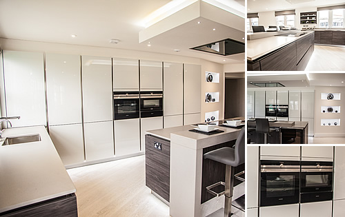 Luxury German Kitchen - in Bayswater