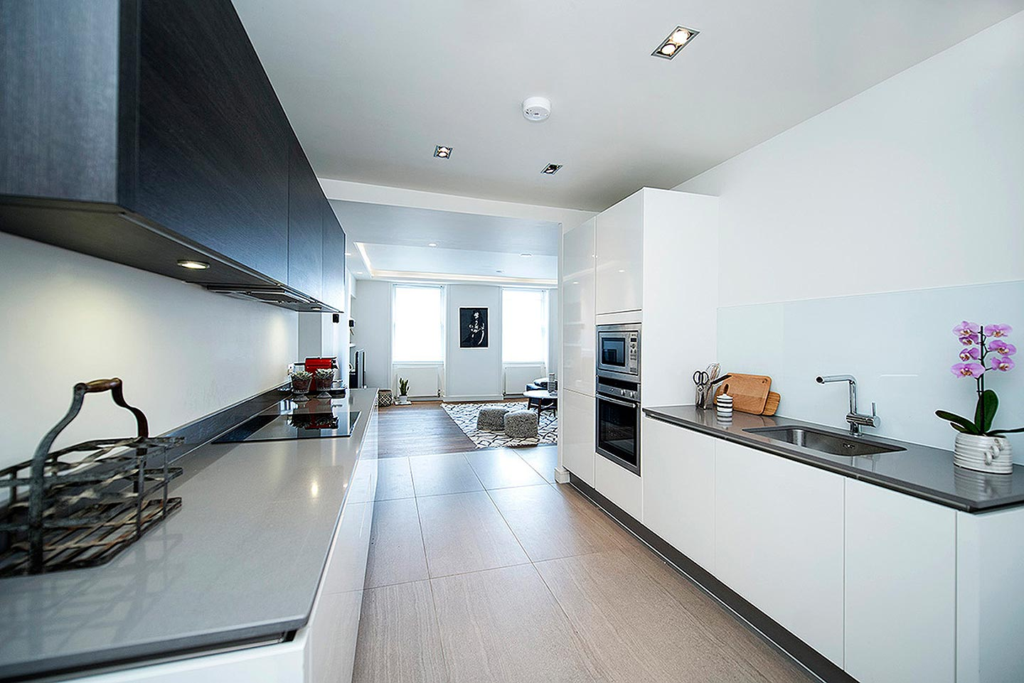 High Quality Apartments in Central London | Tiles & Baths Direct