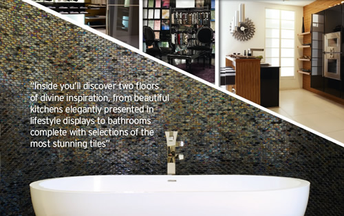 Shop for style - The acclaimed Kitchen Bedroom Bathroom magazine feature