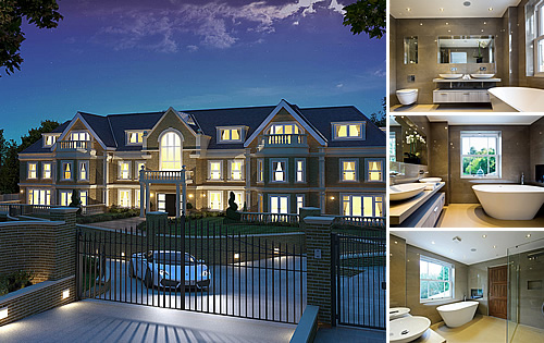 Luxury Meets Tranquillity - These exclusive London apartments are exclusive sites to create one off developments such as these super prime apartments.