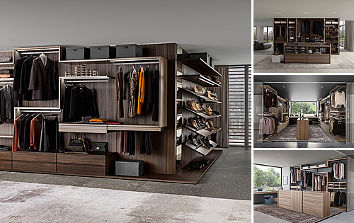 New Bedrooms Ranges - Our new bedroom, wardrobe and furniture ranges form Milan Furniture Fair