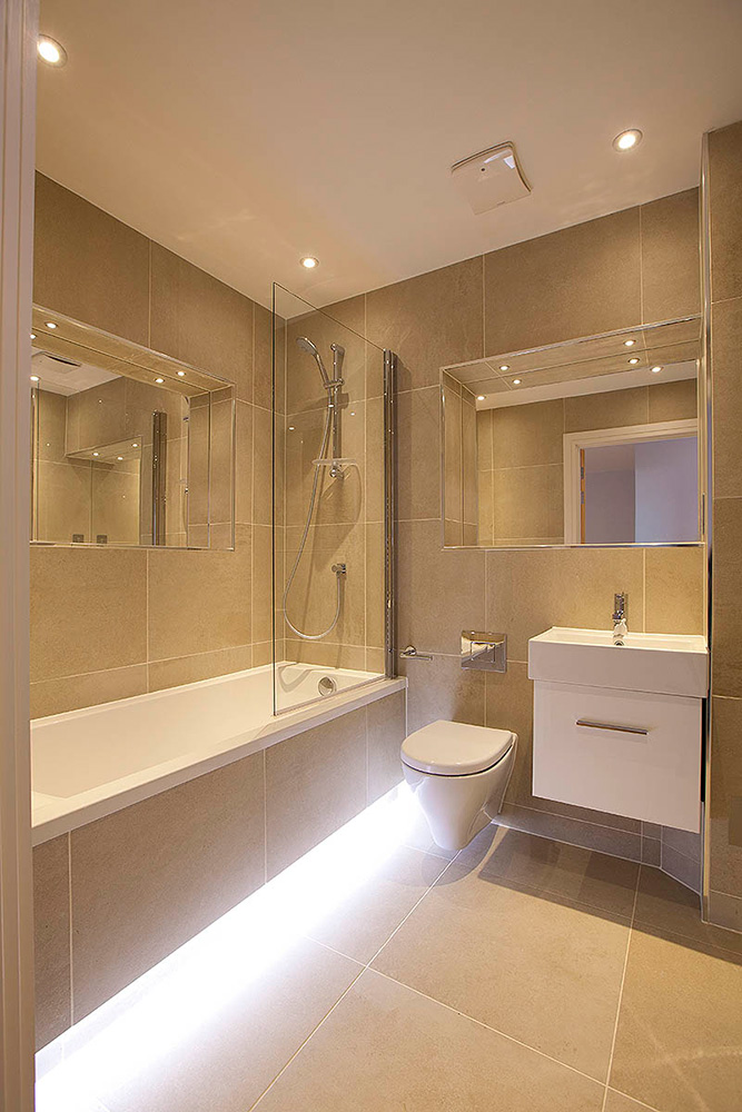 High Specification Bathroom