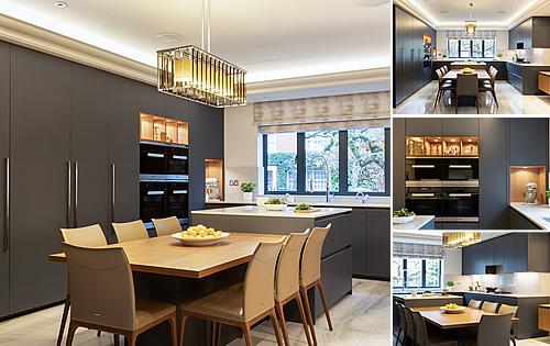 Luxury Kitchens Cesar Kitchens German Kitchens Italian